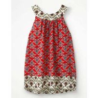 Boden Printed Swing Top Red Women Boden, Red