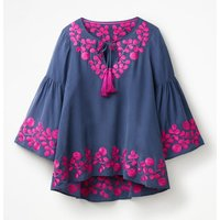 Corrina Top Navy Women Boden, Navy