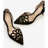 Eloise Mid Heels Black Women Boden, Black