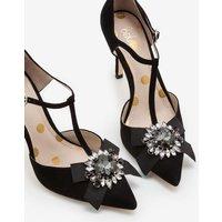 Cordelia Heels Black Women Boden, Black