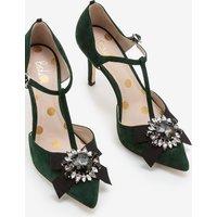 Cordelia Heels Green Women Boden, Green