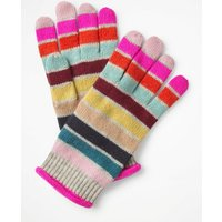 Cashmere Gloves Multi Women Boden, Multicouloured