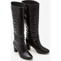 Albemarle Heeled Boots Black Women Boden, Black