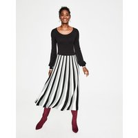 Margie Dress Black Women Boden, Black