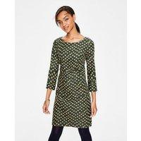 Amber Dress Green Women Boden, Green