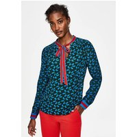 Riley Blouse Green Women Boden, Green