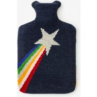 Fun Hot Water Bottle Navy Women Boden, Navy