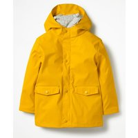 Waterproof Fisherman's Jacket Yellow Boys Boden, Yellow