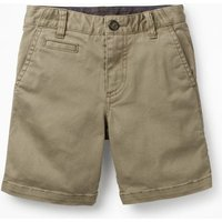 Chino Shorts Brown Boys Boden, Brown