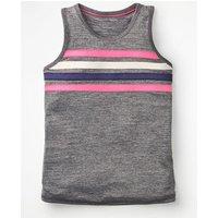 Active Vest Grey Girls Boden, Grey