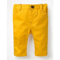 Colourful Chino Trousers Yellow Boys Boden, Yellow