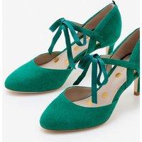 Lavinia Mid Heels Green Women Boden, Green