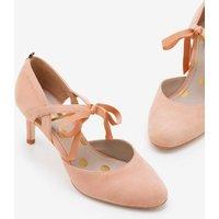 Lavinia Mid Heels Natural Women Boden, Pink