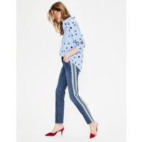 Cavendish Girlfriend Jeans Multi Women Boden, Multi