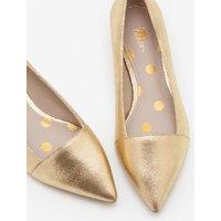 Josie Low Heels Gold Women Boden, Gold
