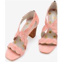 Rosalie Heels Pink Women Boden, Pink