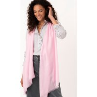 Extra Fine Cashmere Chartouche Rose pink