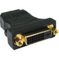 DVI-D to HDMI Adapter DVI Female HDMI Male sale image
