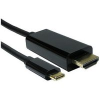 USB C to HDMI Cable 1m HDCP and 4k 60Hz Support sale image