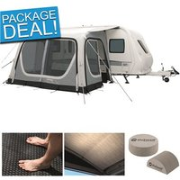 Outwell Pebble 360A Awning Package Deal 2018