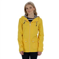 Regatta Bayeur Ii Womens Jacket Lifeguard Yellow 2018