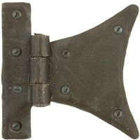 Blacksmith Beeswax Half Butterfly Hinges