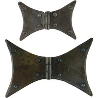 Blacksmith Beeswax Butterfly Hinges
