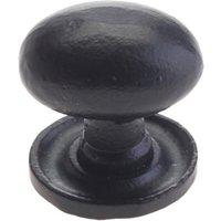 Essential Oval Cupboard Knob