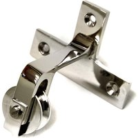 Nickel Butler Bell Directional Pulley