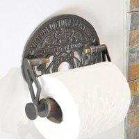 Waterloo Toilet Roll Holder