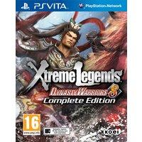 Dynasty Warriors 8 Xtreme Legends - PS Vita