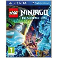 LEGO Ninjago Nindroids - Vita