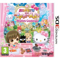 Hello Kitty Apron Of Magic Rhythm Cooking - 3DS