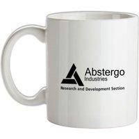 Abstergo Industries mug.