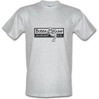 Bubba Gump Shrimp Co male t-shirt.