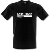 boss mode - loading male t-shirt.