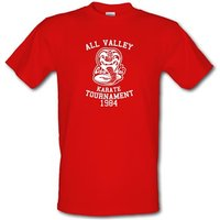 All Valley Karate Tournament Male T-shirt.