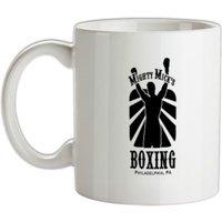 Mighty Micks Boxing mug.