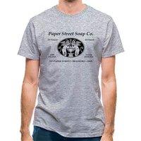 Fight Club - Paper Street Soap Company classic fit.
