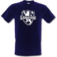 Game Of Thrones - Team Lannister male t-shirt.