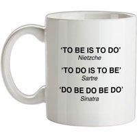 Inspiring Quotes mug.