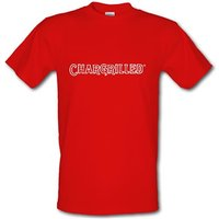 CharGrilled male t-shirt.