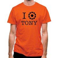 I Heart Tony Stark classic fit.