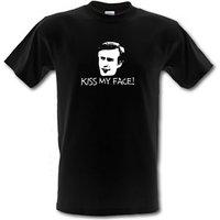 Kiss My Face male t-shirt.