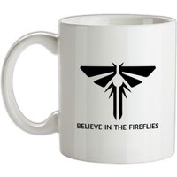 Believe In The Fireflies mug.