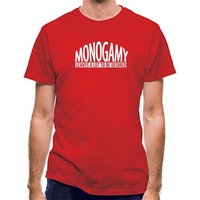 Monogamy - Leaves a lot to be desired classic fit.
