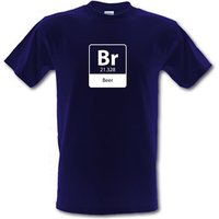 beer element male t-shirt.