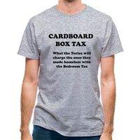 Cardboard Box Tax classic fit.