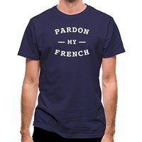 Pardon My French classic fit.