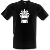 Game Of Fries male t-shirt.